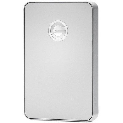 G-Technology G-Drive Mobile 1TB External Hard Drive, Silver