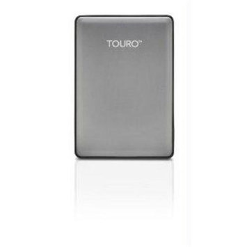 Hgst TOURO S 500GB USB 3.0 High-Performance Ultra-Portable DrivePlatinum - Retail