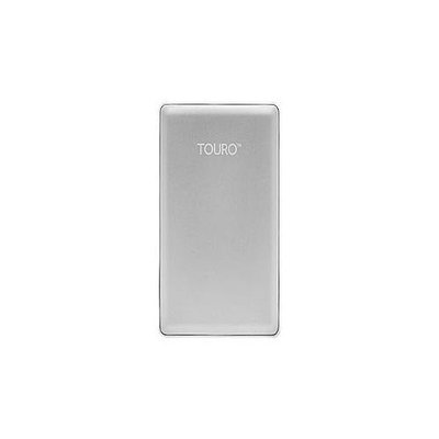 HGST TOURO S 1TB USB 3.0 High-Performance Ultra-Portable DriveSilver - Retail