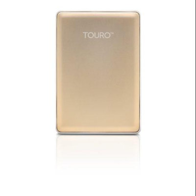 HGST TOURO S 1TB USB 3.0 High-Performance Ultra-Portable DriveGold - Retail