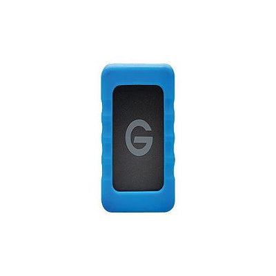 G-Technology G-Drive ev RaW External Hard Drive with Rugged Bumper, USB 3.0 - 1TB