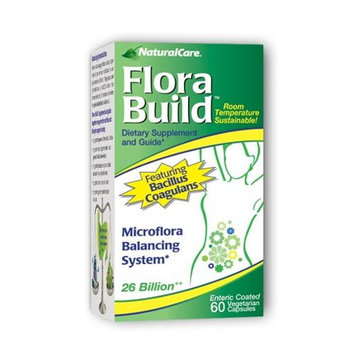 Flora-Build Natural Care 60 VCaps