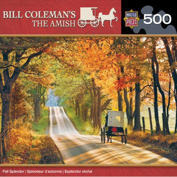 MasterPieces Bill Coleman Fall Splendor 500 Piece Jigsaw Puzzle