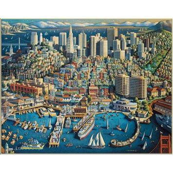 Masterpeice Puzzle 71177 San Francisco