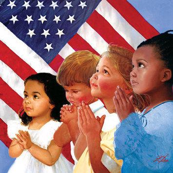Masterpeice Puzzle 71246 Faith in America