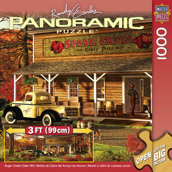 Masterpeice Puzzle 71257 Suger Creek Cider Mill