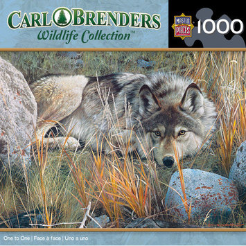 MasterPieces Carl Brenders One to One 1000 Piece Jigsaw Puzzle