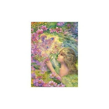 Josephine Wall Collection - Sweet Briar Rose 1000 Piece Puzzle Tin MST71415 MasterPieces