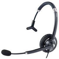 GN Netcom Jabra Voice 750 Mono Headset, Dark Gray 7593-829-409