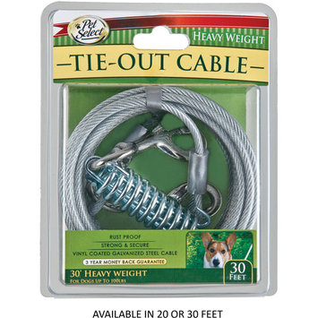 Four Paws 30' Heavy Weight Tie-Out Cable 90230