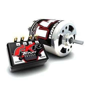 FXR ESC Crawler Combo, Brushed 40T Pro Motor TEKC2099 Tekin, Inc