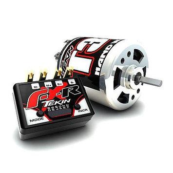 FXR ESC Crawler Combo, Brushed 30T Pro Motor TEKC2100 Tekin, Inc