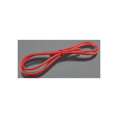 TT3012 12awg Silicon Power Wire 3' Red TEKM3012 TEKIN