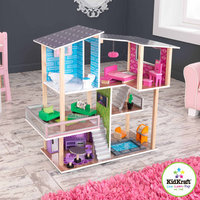 KidKraft Modern Living Dollhouse with Furniture