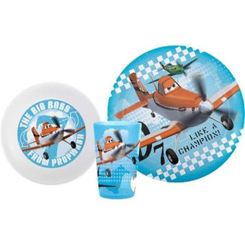 Zak Designs Disney Planes Zak Design Disney Planes PLNC-0391 Window Box Set Pack Of 3
