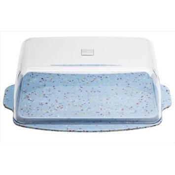 Zak Designs Sprinkles Sky Blue Zak Design Sprinkles Sky Blue 0089-9935 7 In. Multi-Purpose Dish Pack Of 6
