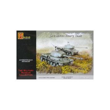 7669 1/72 JS-2 Soviet Heavy Tank (2) PGHS7669 PEGASUS HOBBIES
