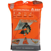 Adventure Medical Kits Emergency & Survival SOL Fire- All-Weather Fire Cubes with Fire Lite Striker