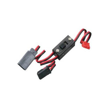 Switch Harness w/Charge Lead Fut J Connectors TACM2001 TACTIC