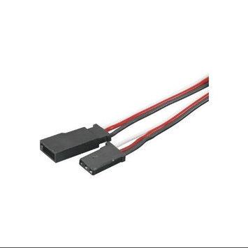 Tactic 24 Servo Extension with Futaba J Connectors, 600mm TACM2200 Tic Tac