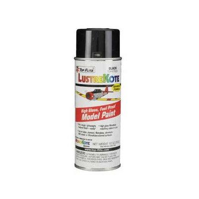Top-flite LustreKote Spray Paint Black 10 oz TOPR7509