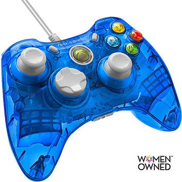 PDP Rock Candy Xbox 360 Wired Controller Blueberry Boom - ELECTRO SOURCE INC.