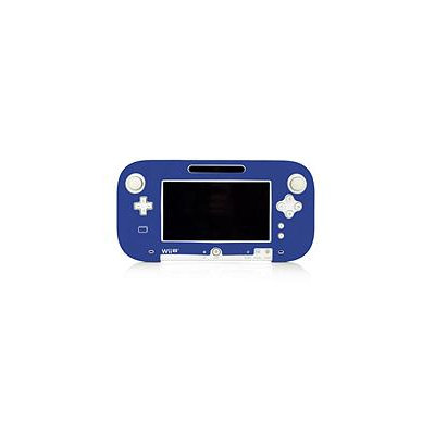 PDP Blue Gamepad Silicone Jacket for the Wii U