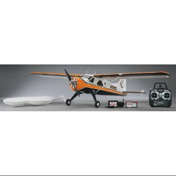 Hobbico Flyzone Beaver DHC-2 Ready-To-Fly RC Airplane w/Landing Gear/Floats/Lights FLZA4020 Multi-Colored