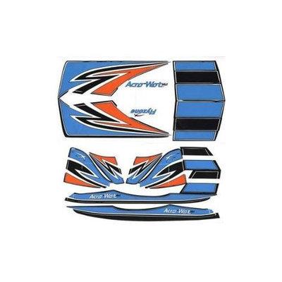 HOBBICO FLYZONE Decal Sheet Acrowot MKII FLZA6236