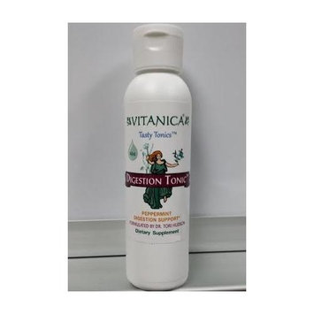 Vitanica - Digestion Tonic Mint - 2 oz.