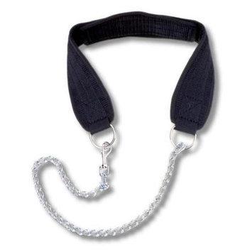 TKO 108E-BK Synthetic Dip Belt Calf Raise Belt Black