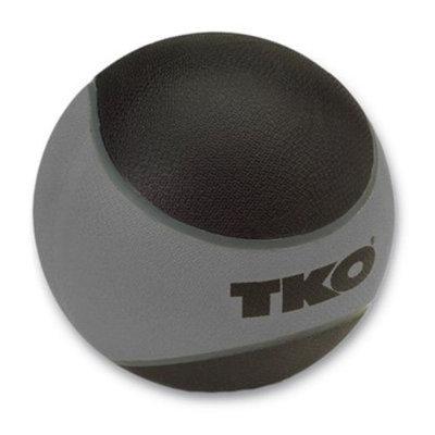 Tko Sports TKO 509RMBTT8 8 lb. Rubberized Medicine Ball Blue Black