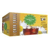 Caza Trail Summer's Sweet Iced Tea, Single Serve (12 ct. cups, 6 pk.)
