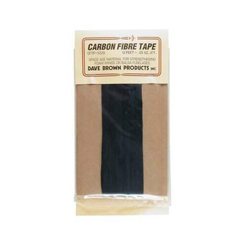 Dave Brown Products CFTP Carbon Fiber Tape 12' DAVR2000