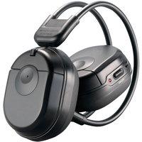 POWER ACOUSTIK HP-10S FOLDABLE SINGLE CHANNEL IR WIRELESS HEADPHONES