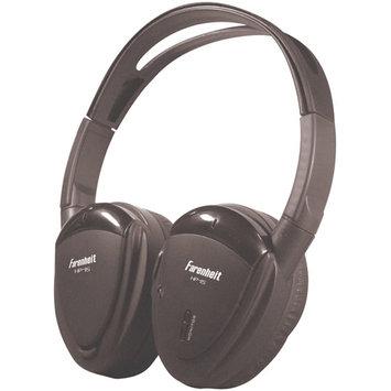 Power Acoustik Hp11s Single Channel Ir Wireless Swivel Headphones Hp-11s