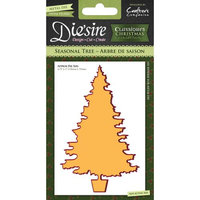 Crafters Companion Die'sire Christmas Classiques Die-Seasonal Tree