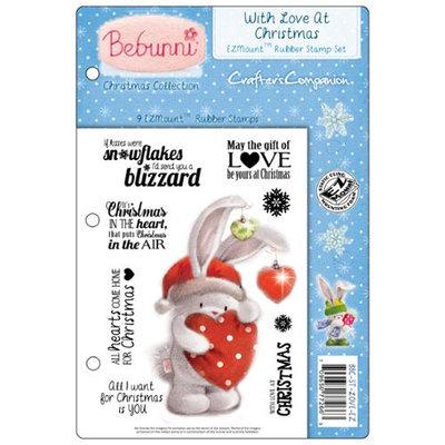 Crafters Companion Bebunni EZMount Cling Stamp Set 5.5