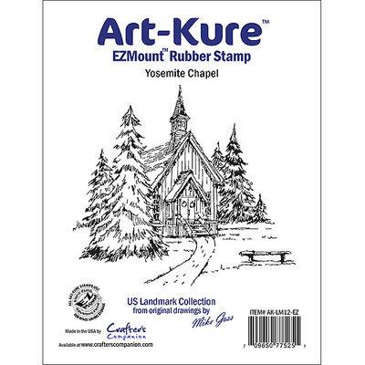 Crafters Companion Art-Kure Landmarks EZMount Stamp 4