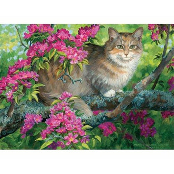 Willow Creek Press, Inc. Willow Creek Press Crab Tree Calico Cat Puzzle