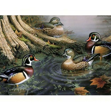 Willow Creek Press, Inc. Willow Creek Press Wood Ducks Puzzle