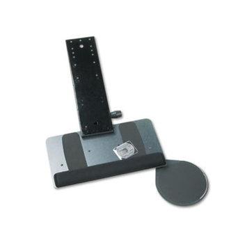 Ergonomic Concepts Articulating Keyboard/Mouse Platform - 5 x 20 x 10 - Black