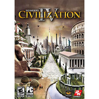 Take 2 Interactive Sid Meier's Civilization IV - Windows