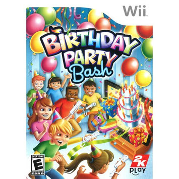 iNetVideo N02011244 Birthday Party Bash Nintendo WII