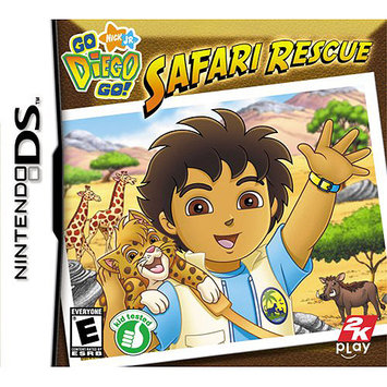 Take-two Go, Diego, Go: Safari Rescue - Nintendo Ds