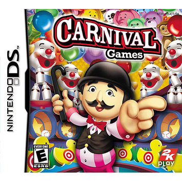 Take-two Carnival Games Nintendo DS Game Take2 Interactive