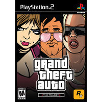Take 2 Interactive 37111 Grand Theft Auto: The Trilogy for PlayStation2