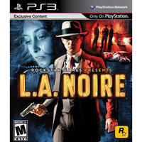 Take-Two L.A. Noire - Strategy Game Retail - PlayStation 3