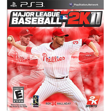 Take-Two Major League Baseball 2K11 - Sports Game - PlayStation 3