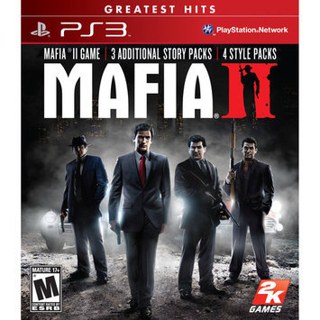 2k Games Mafia II Video Game for PlayStation 3